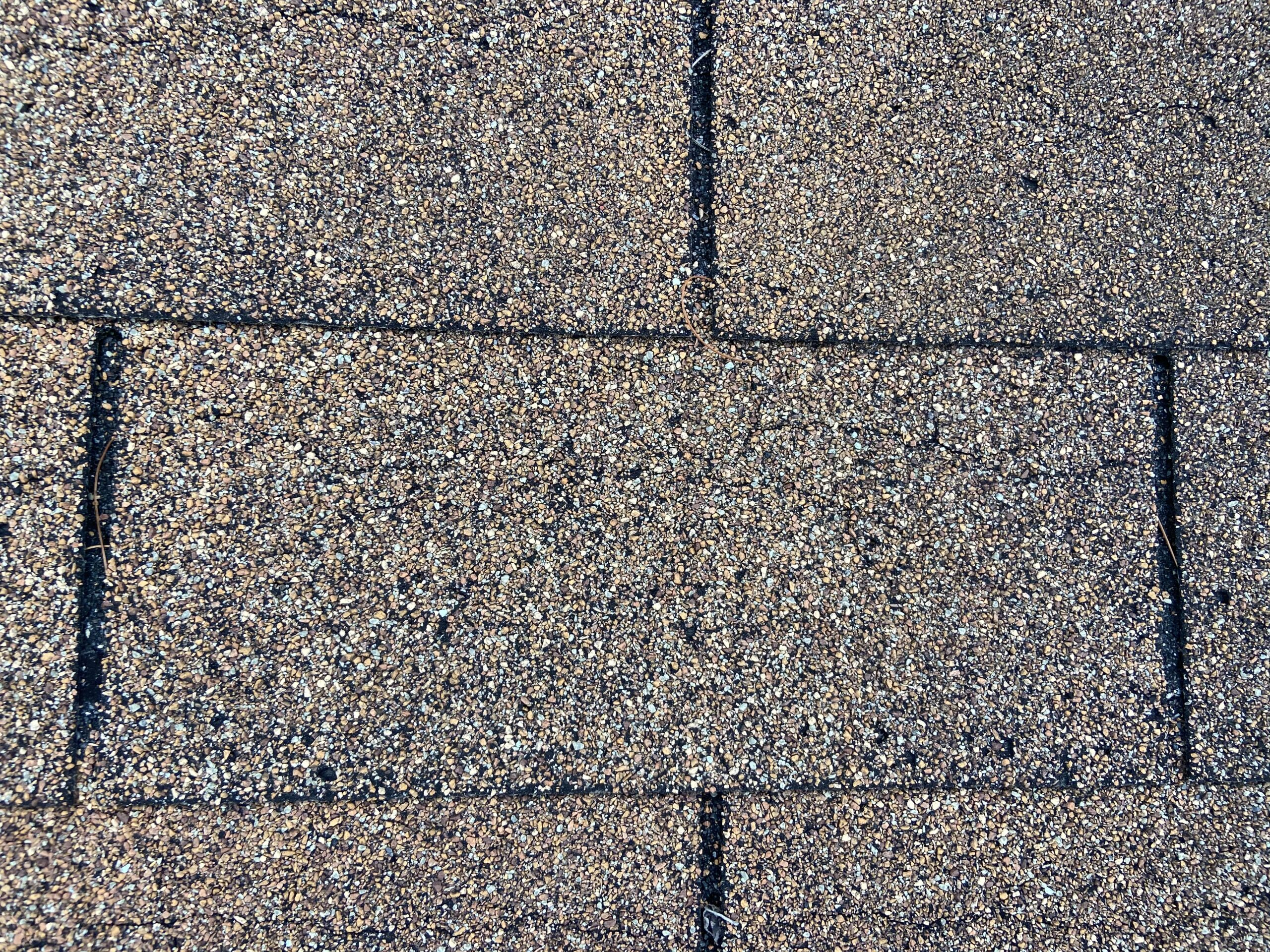 Shingles of Roof